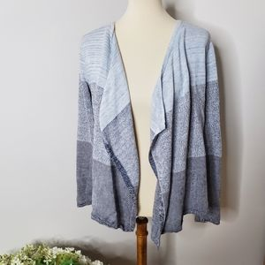 Lou & Grey open faced cardigan size M